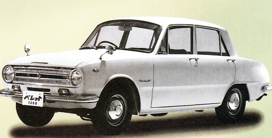 Isuzu Bellett  1300   1964
