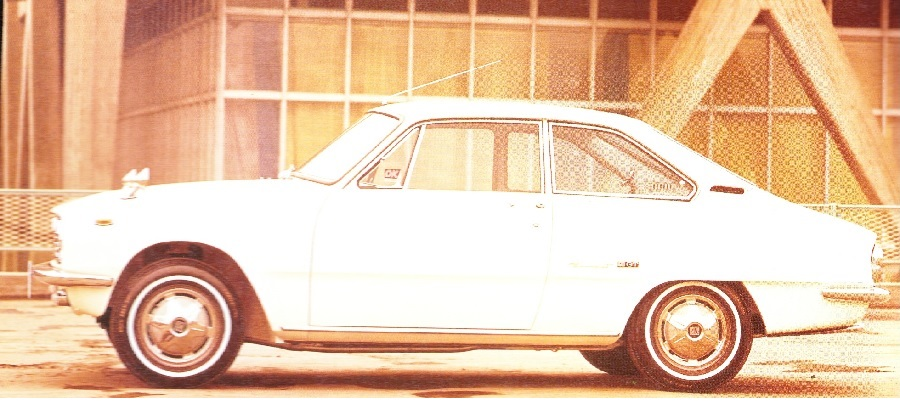 Isuzu Bellett  GT FastBack  1964