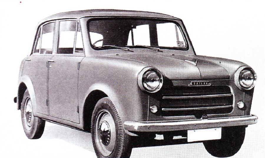 DAtsun 1955-1956 (Make Nissan)